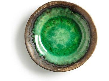 Coupe grès émaillé, Altadill AM.PM Vert Bronze