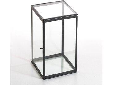 Boîte vitrine, Misia AM.PM Noir Métal