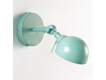 Applique métal style industriel, Kikan LA REDOUTE INTERIEURS Vert