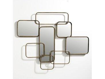 Miroir mural l85 x h45 cm, Dédale AM.PM Finition Vieilli