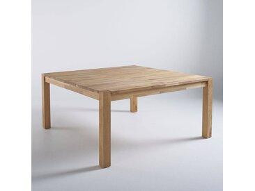 Table à manger carrée, 8 couverts, Adelita LA REDOUTE INTERIEURS Chêne