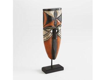 Masque africain, Asiago AM.PM Ecru/Orange/Noir