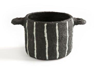Cache-pot design M.Michielssen Serax, Earth AM.PM Noir