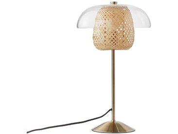 Lampe verre et bambou, Madeline LA REDOUTE INTERIEURS Transparent