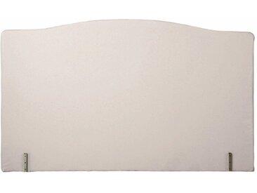 Tête de lit à recouvrir forme louis XV, Gatine LA REDOUTE INTERIEURS Blanc Écru