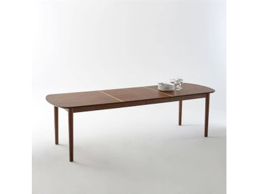 Table à manger à allonges, 10 couverts, Botello LA REDOUTE INTERIEURS Noyer