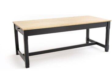 Table à manger de ferme L200 cm, Perrine LA REDOUTE INTERIEURS Noir
