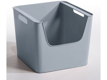 Casier métal L37 x H31,5 cm, Arreglo AM.PM Gris
