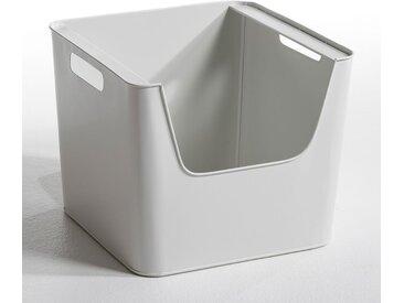 Casier métal L37 x H31,5 cm, Arreglo AM.PM Blanc Mat