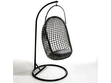 Fauteuil suspendu, Swing AM.PM Noir