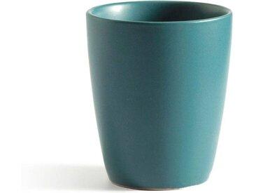 Lot 4 mugs faïence mat MELYA LA REDOUTE INTERIEURS Canard