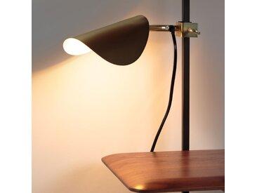 Lampe à pince étau, Funambule AM.PM Laiton