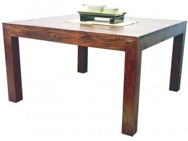 Table de repas carrée Zen palissandre