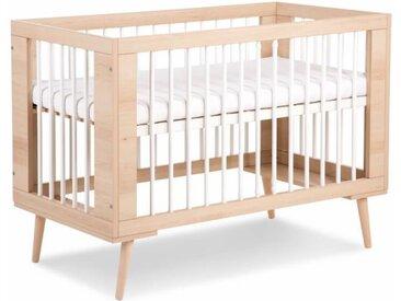 Lit bébé 60x120 Sofie - Hêtre
