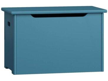 Coffre à jouets - 9 couleurs - Bleu