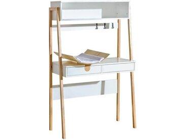 Bureau avec plan à langer Collection Yeti - Blanc