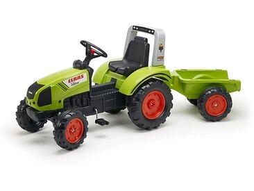 Tracteur à pédales CLASS avec remorque