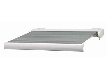 Store coffre Manhattan LED blanc motorisé 4 x 3,5 m