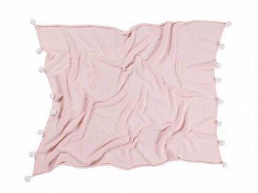 Lorena Canals Couverture Bébé Bubbly Soft Pink - Lorena Canals