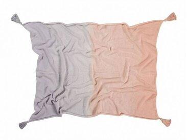 Lorena Canals Couverture Bébé Ombré Pink / Lavender - Lorena Canals