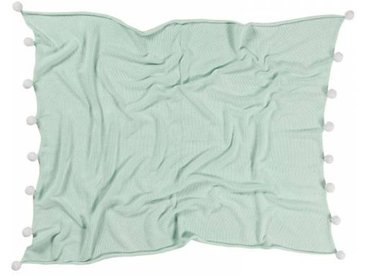 Lorena Canals Couverture Bébé Bubbly Soft Mint - Lorena Canals