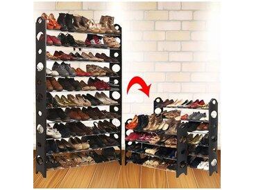 """ProBache """"Etagère range chaussures modulable 50 paires"""""""