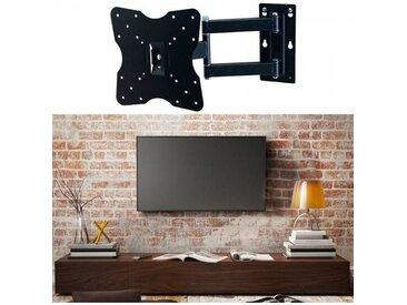 """ProBache """"Support TV mural pivotant et inclinable capacité 25kg écran LCD, LED, plasma"""""""