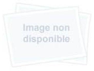 """IDMarket """"Séchoir à linge blanc/bleu 4 niveaux réglables XXL + barre télescopique"""""""