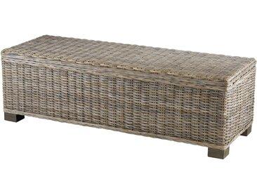 Bout de lit coffre en Kubu 130 cm - ZAGO