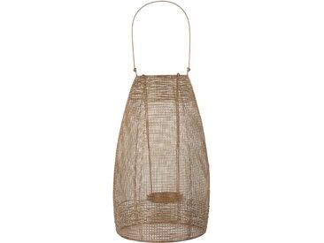 Lanterne en métal doré JOYA - ZAGO