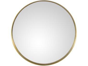 Miroir laiton Ø 92 ALICE - ZAGO