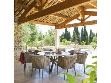 Table ronde de jardin Embruns