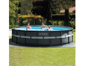 Piscine tubulaire Ultra rond