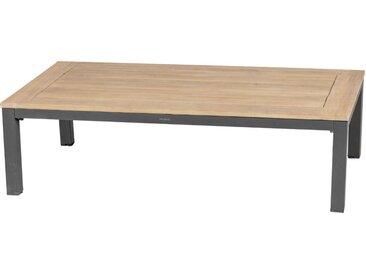Table basse de jardin rectangulaire Emperia Graphite