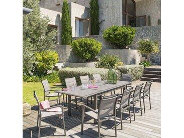 Table de jardin extensible Azua Expresso & Tonka