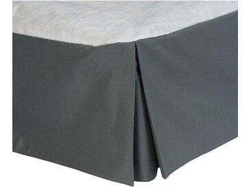 Cache-Sommier Gris Anthracite 32cm - 90x200 Cm - alinea