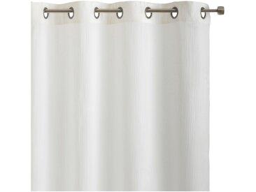 Voilage double gaze en coton 130x250 cm - alinea
