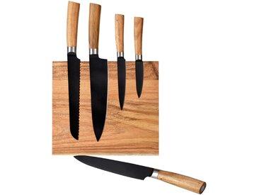 Bloc de couteaux en acacia - alinea