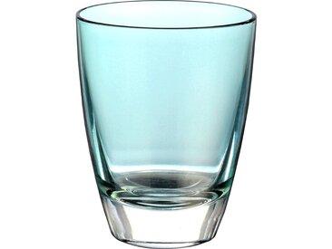 Lot de 6 verre teinté turquoise 29cl (prix unitaire : 3.0 euros) - alinea