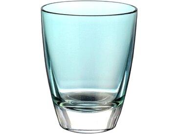 Lot de 6 verres teinté turquoise 29cl (prix unitaire : 3.0 euros) - alinea