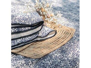 Lot de 2 sets de table carré en fibres de palmier 35x35cm (prix unitaire : 5.0 euros) - alinea