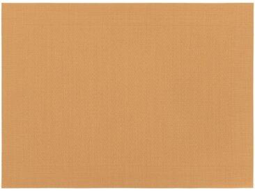 Lot de 2 sets de table en pvc beigne nèfle 36x48cm (prix unitaire : 2.6 euros) - alinea