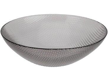 Saladier en verre noir D29,5cm - alinea