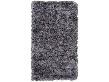 Tapis imitation fourrure - gris 60x110cm - alinea
