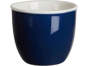Coquetier en porcelaine - bleu figuerolles - alinea