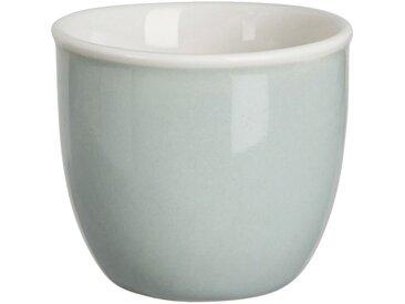 Coquetier en porcelaine - vert olivier - alinea