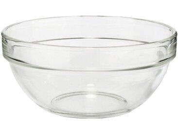 Saladier en verre transparent D14cm - alinea