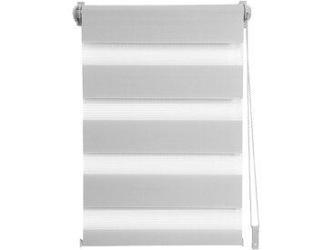 Store enrouleur tamisant gris clair 37x190cm - alinea