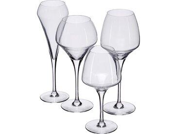 Lot de 6 verre à pied en kwarx 40cl (prix unitaire : 9.0 euros) - alinea