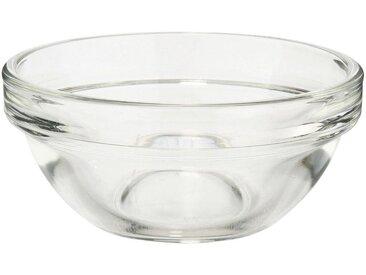 Saladier en verre transparent D7cm - alinea